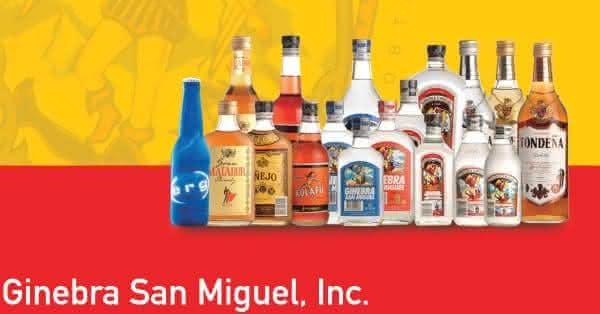 ginebra san miguel bebidas destiladas mais vendidas do mundo