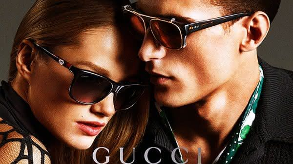 gucci entre as maiores marcas de oculos