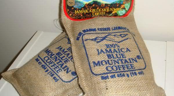 jamaica blue mountain coffee cafés mais caros do mundo