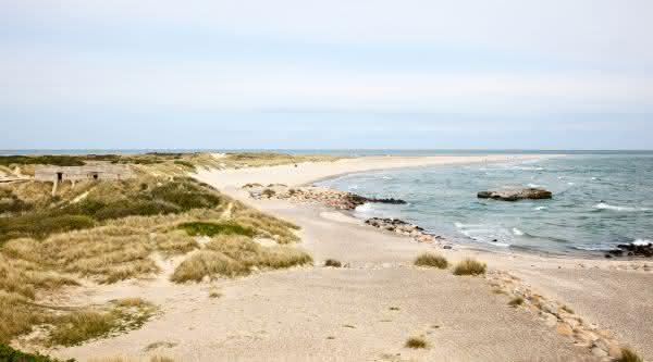 praia Skagen um das melhores praias de nudismo do mundo