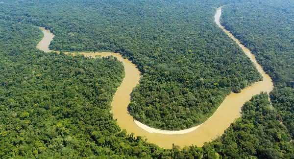 rio purus um dos mais compridos do brasil