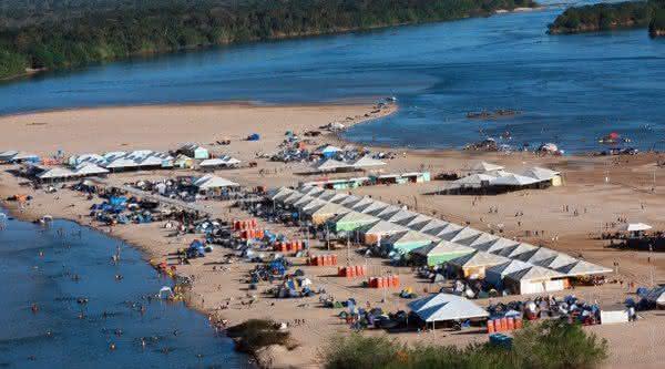rio tocantins um dos mais longos rios do brasil