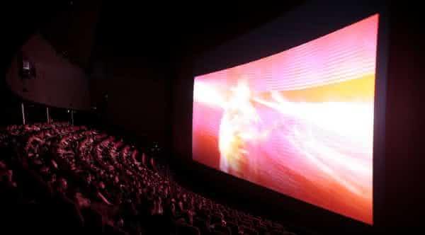 IMAX Sydney maior tela de cinema do mundo