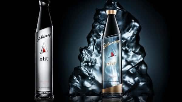 Stoli Elit Himalaia vodka