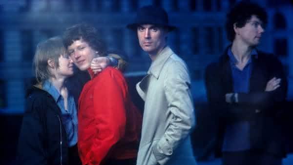 Talking Heads um das melhores do rock
