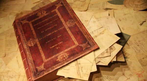 The Codex Leicester Leonardo da Vinci