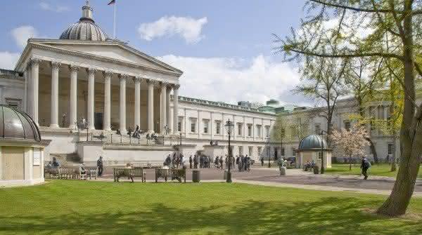 University College London entre as melhores do mundo