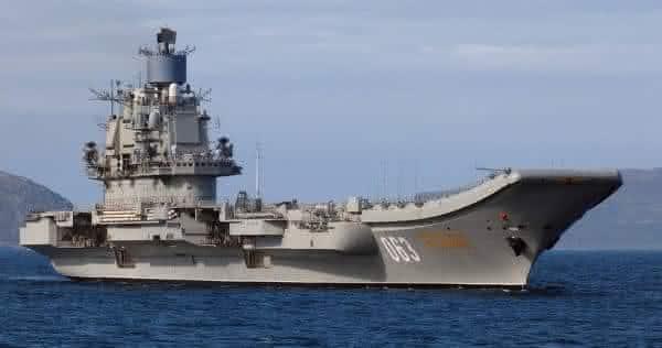 Admiral Kuznetsov Class