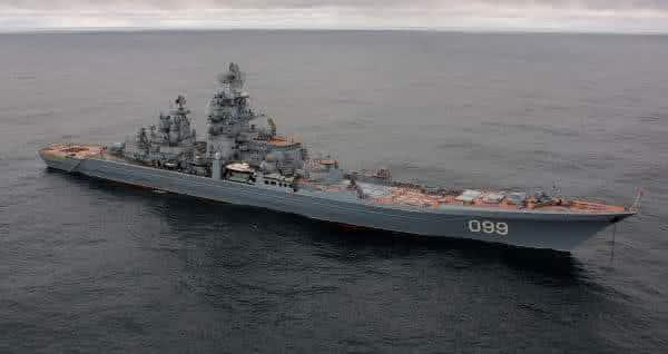 Kirov navios