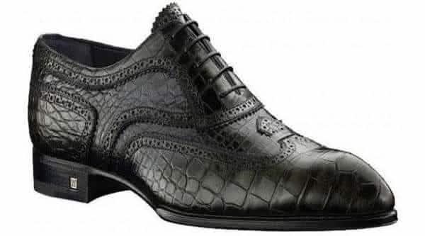 Louis Vuitton sapatos mais caros