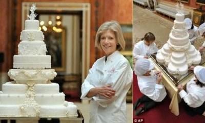 Top 10 bolos de casamentos mais caros de todos os tempos
