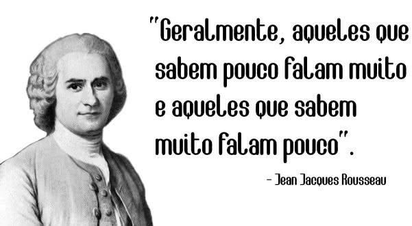 filosofo  Jean Jacques Rousseau