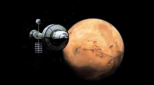 marte um dos maiores planetas do sistema solar