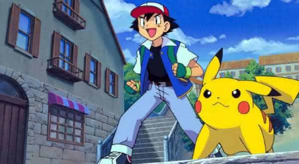pokemon desenhos anos 90