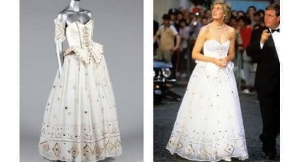 vestido mais caro princesa daiana