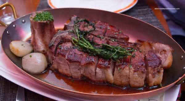 Craftsteak Wagyu Ribeye Steak carnes mais caras do mundo