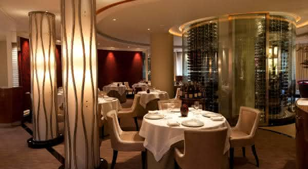 Gordon Ramsay London restaurantes mais caros