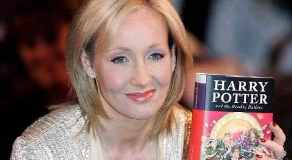 JK Rowling autora mais rica do mundo