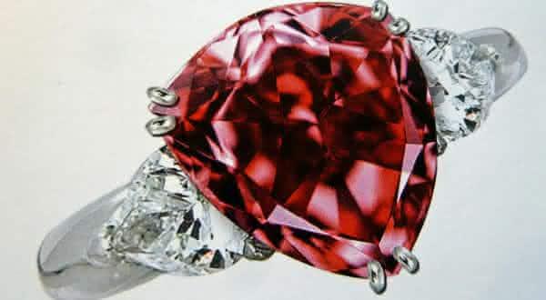 Moussaieff Red entre os diamantes mais caros do mundo