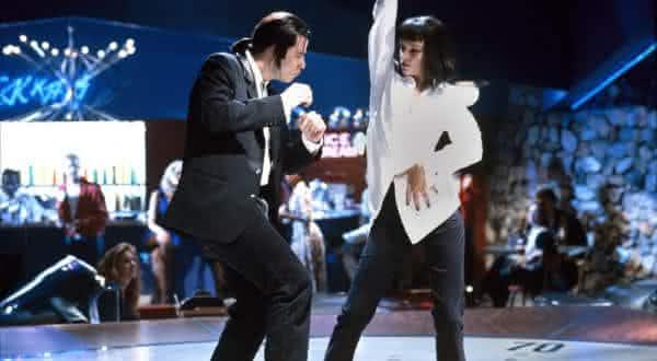 Pulp Fiction entre os melhores filmes de todos os tempos