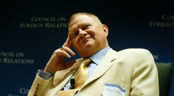 Tom Clancy entre os mais bem pagos autores
