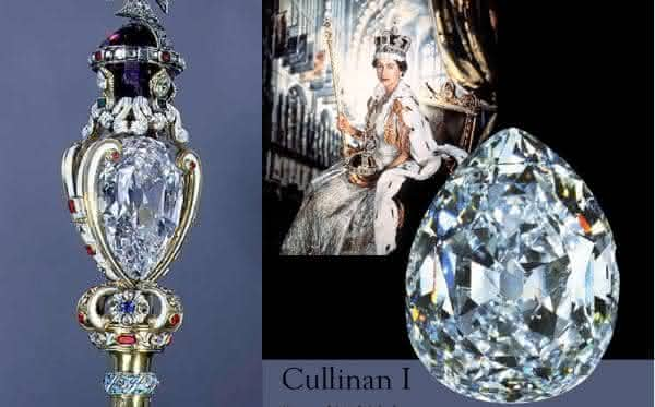 cullinan star of africa diamante mais caro do mundo