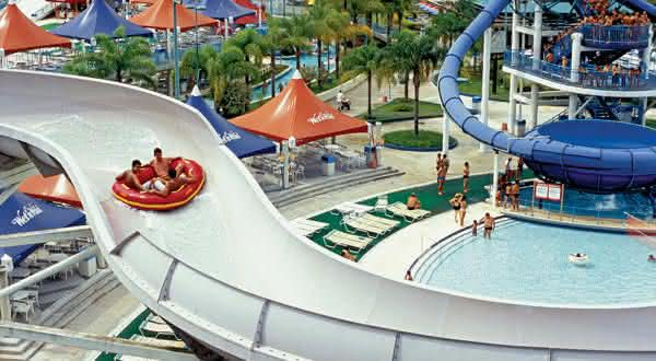 parque aquatico Wet n  Wild usa