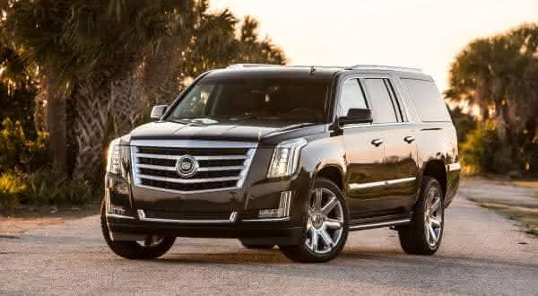 Cadillac Escalade ESV HPE 550  2015 entre os SUV mais caros do mundo