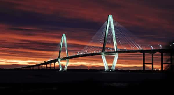 Cooper River Bridge South Carolina