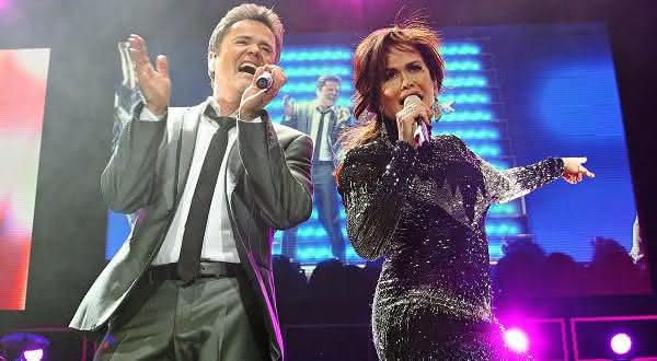 Donny e Marie Osmond shows mais caros