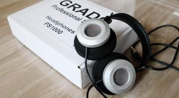 Grado PS1000 fones de ouvido mais valiosos