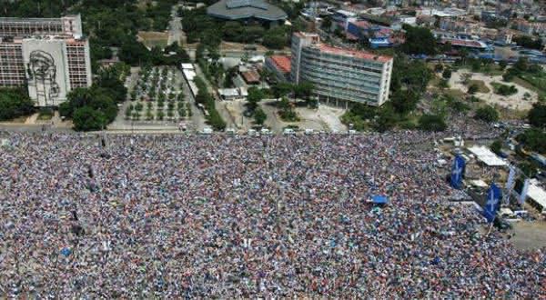 Peace without Border  Cuba entre os maiores shows de todos os tempos