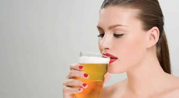 cerveja estimula o cerebro