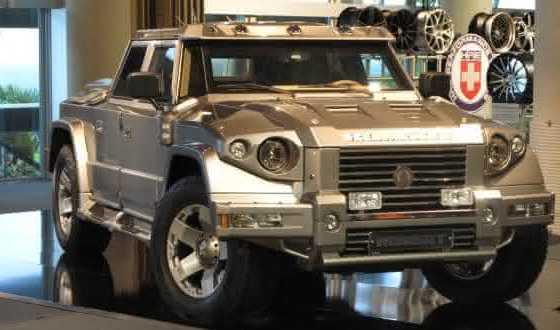 Top 10 SUV mais caros do mercado mundial