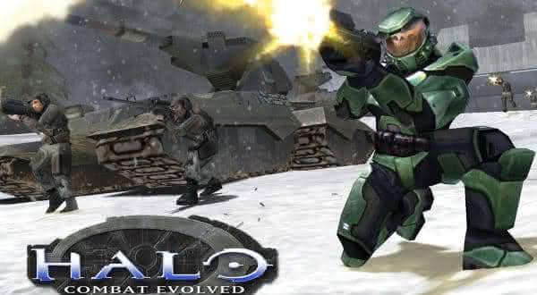 halo combat evolved entre os melhores jogos