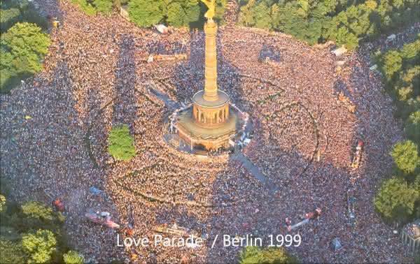love parade berlim 1999 entre os melhores shows de todos os tempos