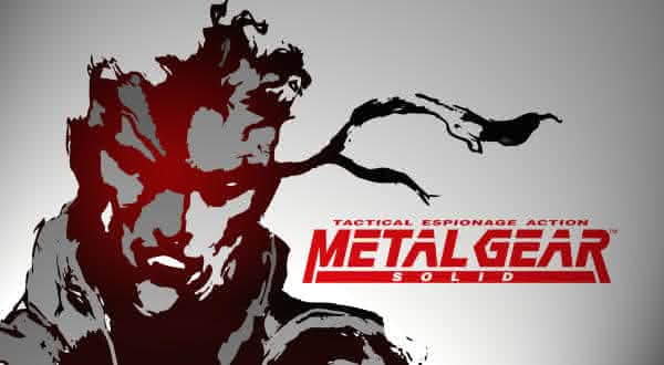 metal gear solid entre os melhores games de todos os tempos