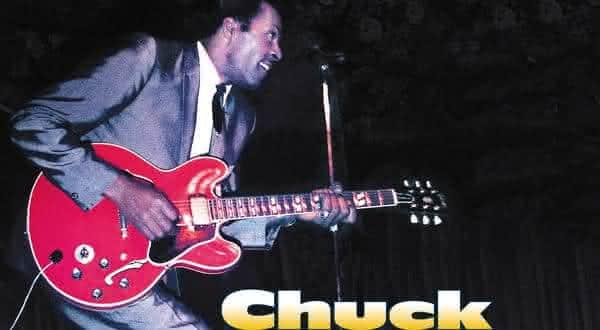 Chuck Berry entre os maiores guitarristas da historia
