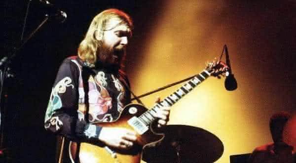 Duane Allman entre os melhores guitarristas de todos os tempos