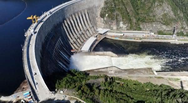Longtan hydroelectric entre as maiores hidreletricas do mundo