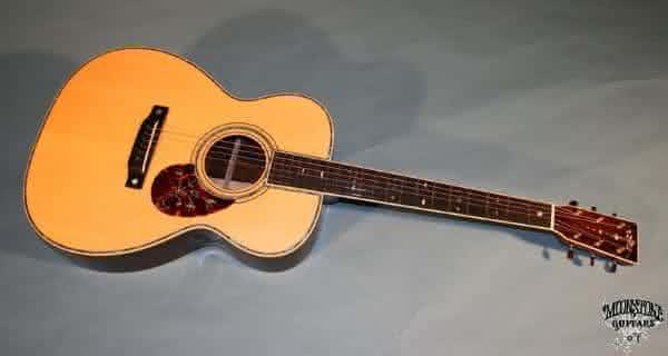 OM-45 Deluxe Guitar by Martin entre os instrumentos musicais mais caros