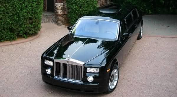 Rolls Royce Phantom Limousine