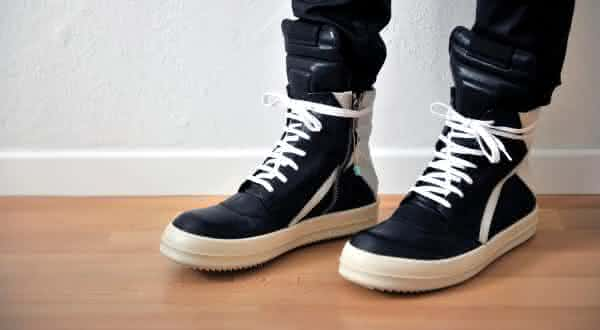 How Do Rick Owens Shoes Fit