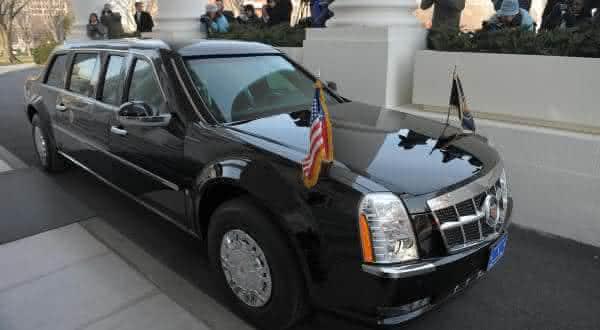 The Beast limousine