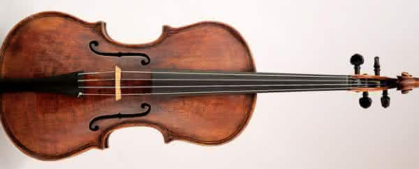 Viola by Gasparo Bertolotti da Salo instrumento musical mais caro