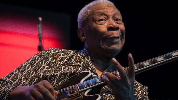 bb king entre os maiores guitarristas do mundo