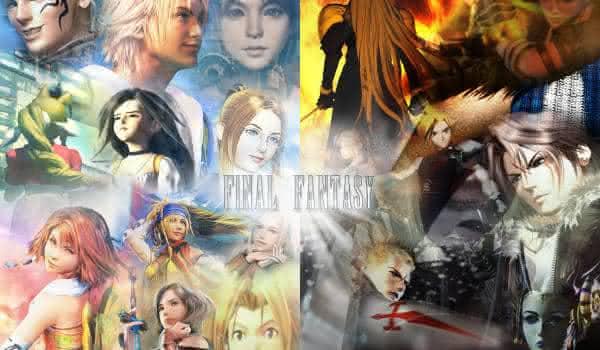 final fantasy uma das franquais de games de maior sucesso