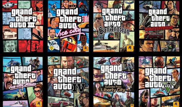 grand theft auto uma das franquias de games mais populares de todos os tempos