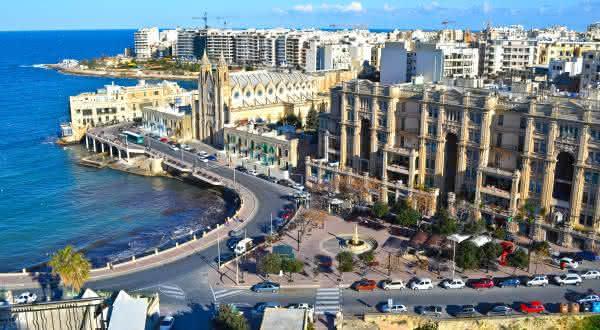 malta um dos paises com maiores indices de carros por habitantes