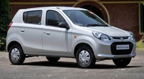 maruti alto 800 india um dos carros mais baratos do mundo